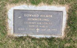 Howard Hilmer Hemmerling