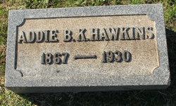 Addie B. <i>Kelly</i> Hawkins
