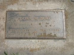 Dora Mae <i>Holland</i> Burt