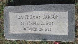 Ira Thomas Carson