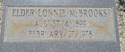 Elder Lonnie Marshall Bud Brooks