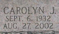 Carolyn Joy <i>Nutt</i> Clemo