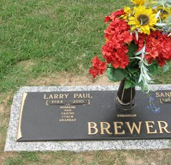 Larry P Brewer