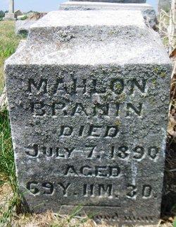 Mahlon Branin