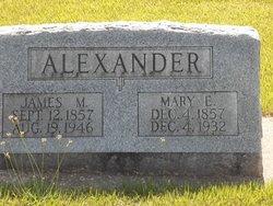 Mary Elizabeth <i>See</i> Alexander