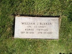 William J Blaker