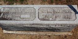 Mary Almerene <i>Cahill</i> Baldwin