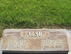 Uel Lynn Alsup