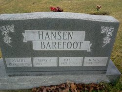 Agnes Jo <i>Schulze</i> Barefoot