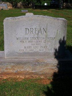 Mary Lou <i>Parr</i> Drean