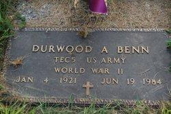 Durwood A Benn