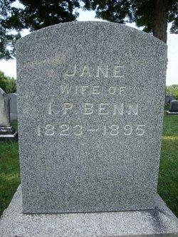 Jane <i>Bishop</i> Benn