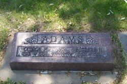 Barbara Ann <i>Dixon</i> Adams
