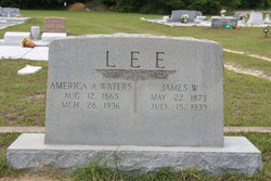 America Ann <i>Waters</i> Lee