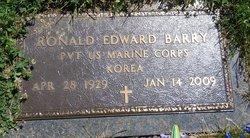 Ronald Edward Barry