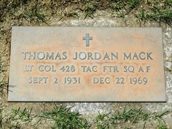 Thomas Jordan Mack