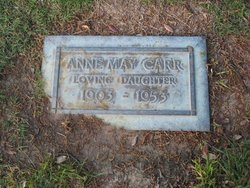 Anne May Carr