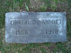 Gertrude <i>Smith</i> Abbott