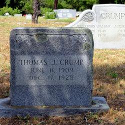 Thomas J Crump