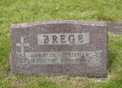 Auguste Luise Emilie Gustie <i>Schalk</i> Brege