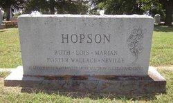 Mary Lois Hopson