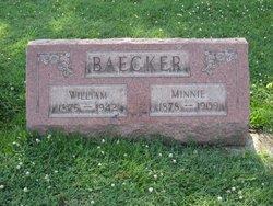 William C Baecker