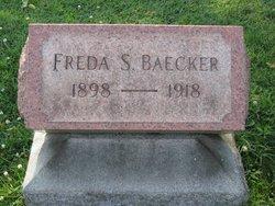 Freda Sarah Baecker