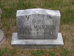 Marie Malkowski