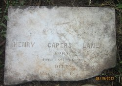 Henry Capers Lane