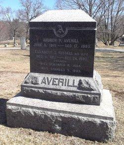 Elizabeth S. <i>Russell</i> Averill