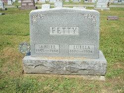 Luella <i>Hudson</i> Fetty