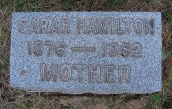 Sarah <i>Hamilton</i> Abrams