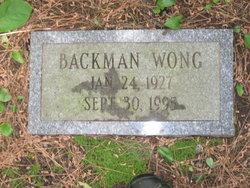 Backman Wong