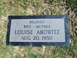 Louise Abowitz