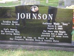 Anthony Wade Tony Johnson