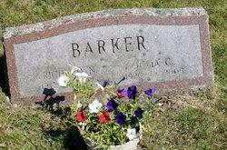 Julia <i>Gerrish</i> Barker