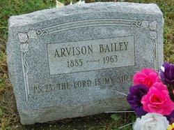 Arvison Bailey