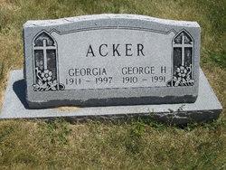 George H Acker