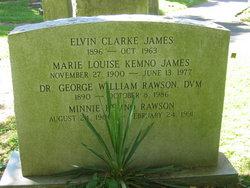 Elvin Clarke James