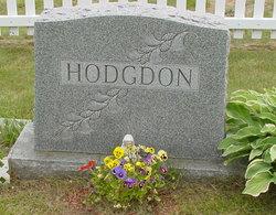 Marjorie Evelyn <i>Harriman</i> Hodgdon