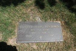 PFC Edward Isaac Benjamin
