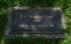 Kay Kati <i>Walker</i> Cook