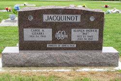 Alonza Patrick Pat Jacquinot