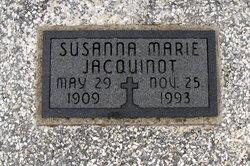Susanna Marie <i>Smith</i> Jacquinot