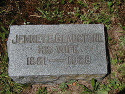 Jennette E. <i>Gladstone</i> Forrest