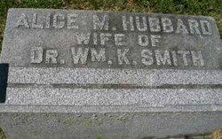 Alice M. <i>Hubbard</i> Smith
