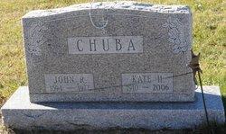 Kate <i>Habas</i> Chuba