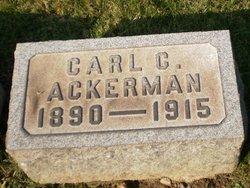 Carl C. Ackerman