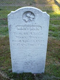 Mary Ann Boyce