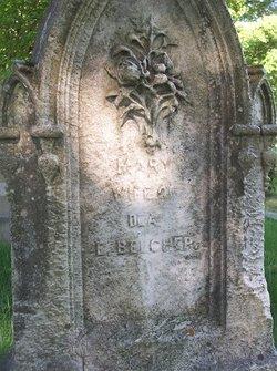 Mary <i>French</i> Belcher